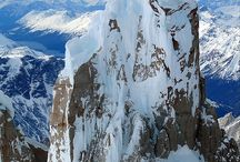 Because there is a mountain / Alpinism. stay foolish,stay hungry.