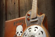 Guitars / by Thom Golub