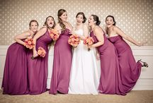 Bridesmaids / This one's for the girls- Photos of bridesmaids by Silverfox Photography