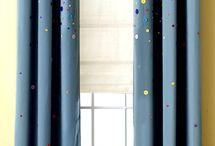 Window treatments / by Allene Way