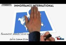 Vidéos / brochure Immofrance International - Entre particuliers / Vidéos / brochure Immofrance International - Entre particuliers. De particulier à particulier, le site d'annonces immobilières  ImmoFrance International, s'adresse à une clientèle nationale et internationale afin d'élargir sa vitrine à des acquéreurs plus nombreux.