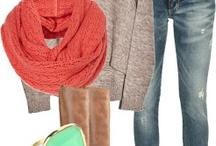 Fall Outfits / by Stephanie Healey
