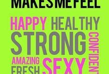Exercise, Health and Fitness / by Maddie Hilf