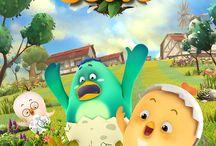 Como / TV series Animation , Como