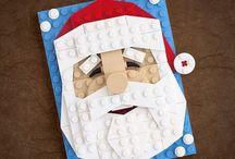 lego kerst christmas