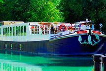 Travel: River Cruises / by Kathy Sullivan