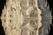 Paper Art and Book Scultures / by Carmen Mihaela Chirilas