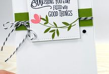 Stampin' Up! Spring Summer 2018