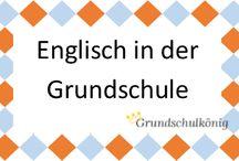 Englisch   Grundschule / Englischübungen und Arbeitsblätter zu verschiedenen Themen für Englisch in der Grundschule