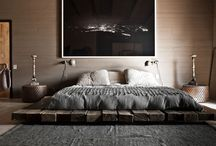Minimalism bedrooms