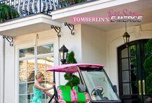 Stylish Golf Cart Customizations