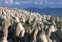 İç Anadoluda Gezilecek Yerler / İç Anadolu Bölgesi