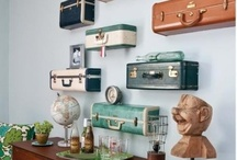 Up cycled furniture / by Jennifer Taylor