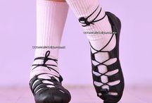 Calzado y Zapatos Para Danza