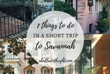 Savannah Trip Planner
