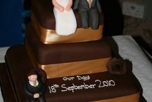 Wedding Cakes I've Made