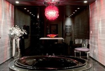 Hot Bathrooms / A collection of several stunning bathrooms with delectable features.