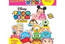 Tsum Tsum / Merchandise from Disney's Tsum Tsum.
