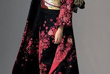 word traditional dress