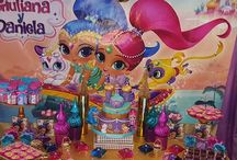 shimmer y shine party