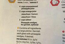 Summer Recipes! / by Jessica Takacs