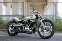 Motocyclette... / by KK Houette ♥