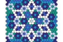 Hexagondecke