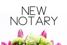 Notary & Signing Agent Info