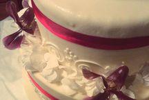 Floralcakedesign. / Romantiche #floraldecorations per eleganti e dolcissime torte.
