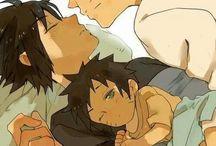 sasunaru family