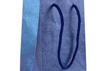 Exklusive Geschenktragetaschen Aus Papier / Geschenktragetaschen