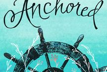 My Book: Anchored: Finding Hope In The Unexpected / Quotes, printables, and more from Anchored: Finding Hope in the Unexpected - Read the first chapter for free here! >> http://bitly.com/anchoredbookfreechapter / by Kayla Aimee