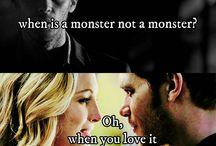 Vampire Diaries & Originals