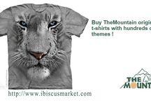 TheMountain t-shirts / TheMountain t-shirts provided by  www.ibiscusmarket.com