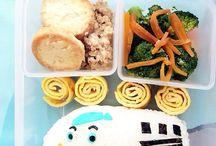 Bento meal for Kenzo / Bento kids meal