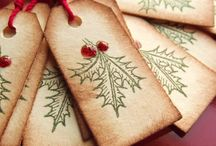 Christmas Tags & Cards