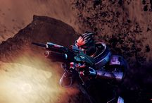 Mass Effect: Battle and Flame