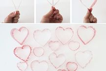 Valentine Recycle Craft