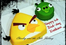 gâteau anniversaire ludo