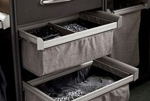 Hafele Closet Accessories for Symmetry Closets