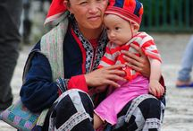 Niños en Vietnam / Rostros inolvidables de mi viaje por ese país del Sudeste Asiático.