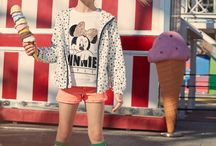 Kids fashion street