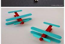 mini uçak