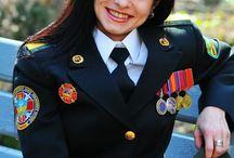 Ukrainian Female Soldiers / Жіноче обличчя української армії