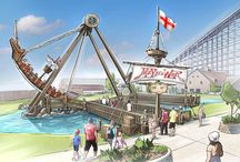 """New for 2014: Mayflower & More! / We're adding a """"swinging ship"""" ride, plus lots more!"""