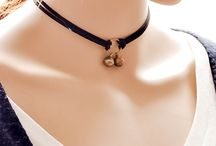 Necklace-Choker / http://storefarm.naver.com/aurafashion