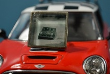 MINI Coopers / by Mad Dog Cookies