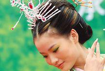 Chinese Headdress