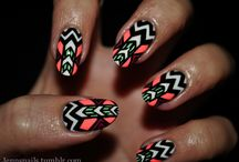 Lovely nail styles / These are cute nail ideas❤