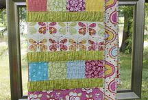Quilts / Quilts- all things related to learning to quilt and quilts that inspire me. They took over my crafty inspiration board so I decided that it was time they got their own board.  / by Trish Gillam